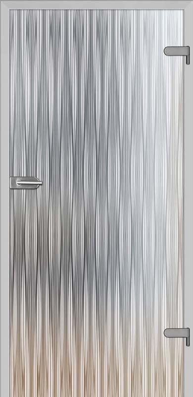 Galla 11 szyba decormat wzór sitodruk